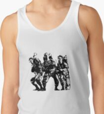 Ghostbusters Film Poster Silhouette Tank Top
