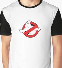 Original Ghostbusters Logo (in colour) Graphic T-Shirt