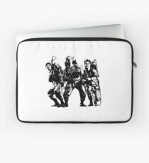 Ghostbusters Film Poster Silhouette Laptop Sleeve