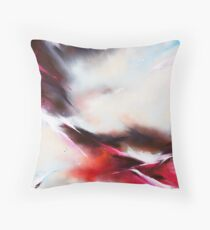 Storm Chaser poster Throw Pillow
