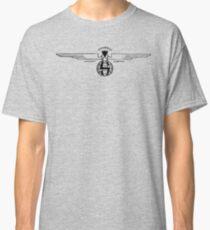 Stearman Aircraft Logo (Black) Classic T-Shirt