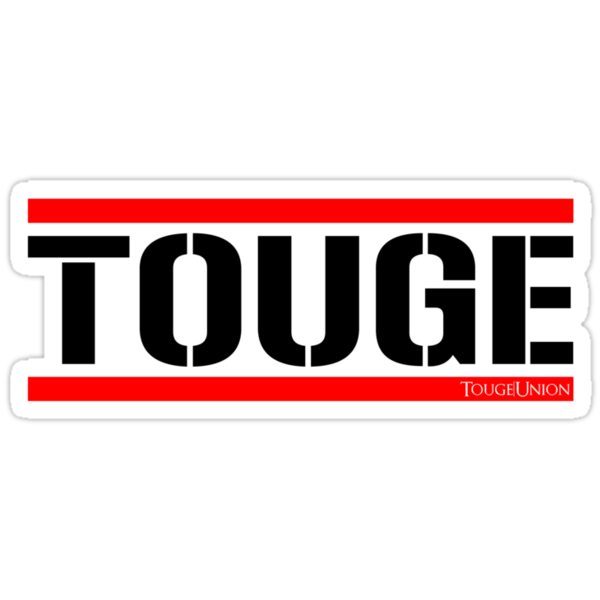 Touge Army Black/Red by TougeUnion