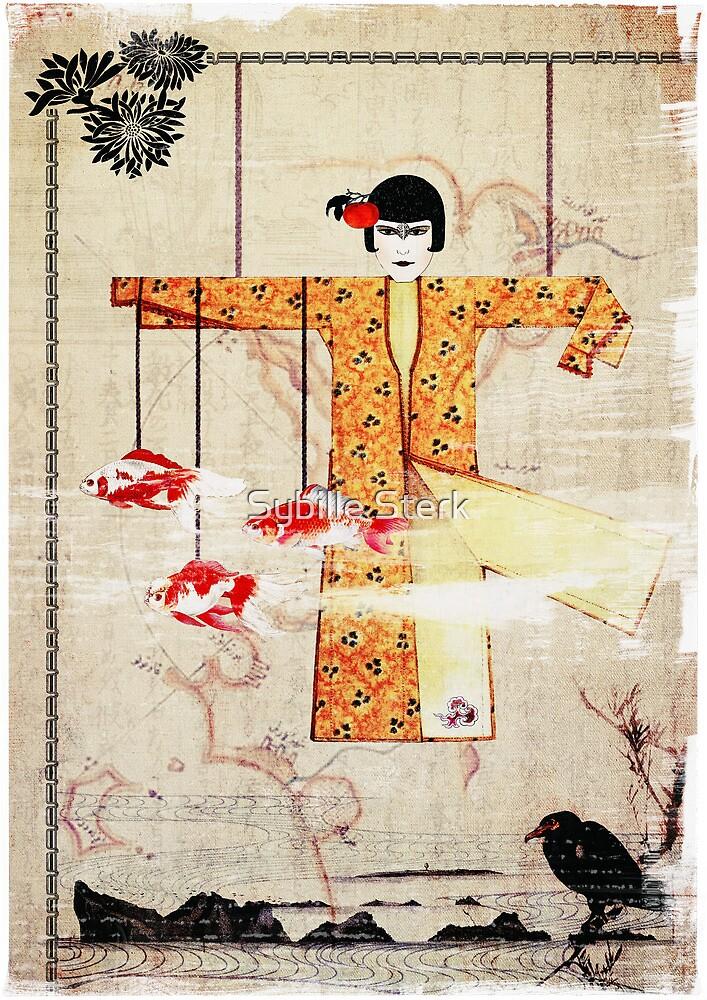Turning Japanese by Sybille Sterk