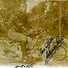 1926 e la motocicletta---  italy - Mondo by Guendalyn