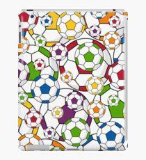 Soccer Football Pattern iPad Case/Skin