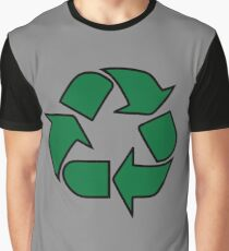 recyceln leonard tbbt Grafik T-Shirt
