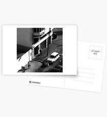 Casablanca Commuting Postcards