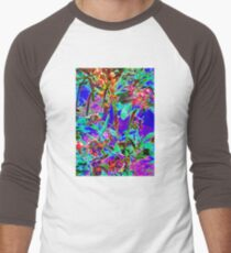 Crazy Bright Rainbow Garden T-Shirt