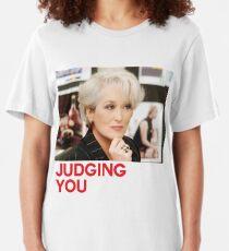 Miranda Priestly Slim Fit T-Shirt