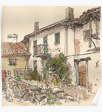 Casa en el Otero, Guardo Poster