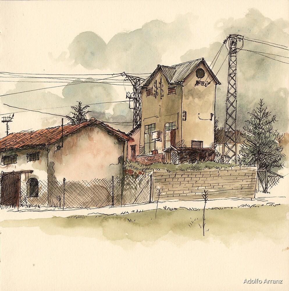 Transformador de luz by Adolfo Arranz
