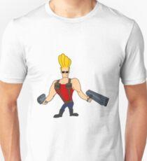 Johnny Nukem Unisex T-Shirt