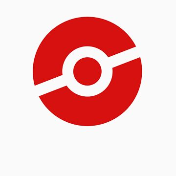 Pokeball Symbol by Sketched