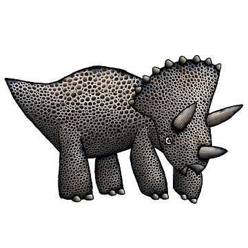 Triceratops! by mikelevett