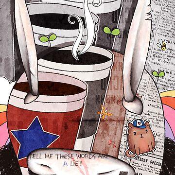 Caffeine by BumbleBeesh