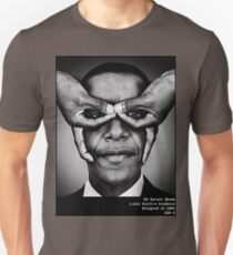 Barack Obama - Hype Means Nothing T-Shirt