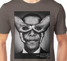 Barack Obama - Hype Means Nothing Unisex T-Shirt
