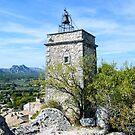 Eygalieres, France - ancient Provence village by Mark Baldwyn