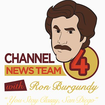 Channel 4 News Team by dunch