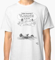 Tandem Parachuting Classic T-Shirt