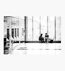 Prisoners Photographic Print