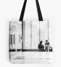 Prisoners Tote Bag