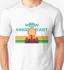 Kingdomcast Vintage logo T-Shirt