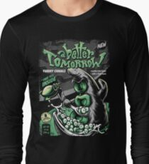 YUMMY TENTACLE CEREALS! Long Sleeve T-Shirt