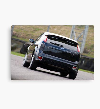 Ford Focus ST  Canvas Print