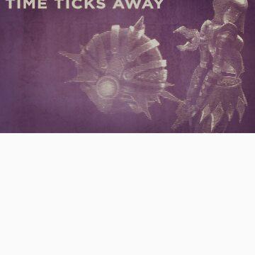 Orianna Time Ticks Away by Jackydile