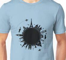 Around The World Unisex T-Shirt