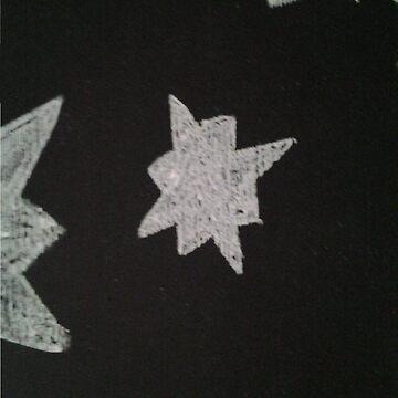 Chalk Stars by planettheo