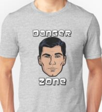 Danger Zone Archer Unisex T-Shirt
