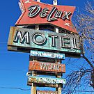 DeLux Motel by Greg Belfrage