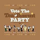 Vote the Tea & Biscuit Party by Rob Stephens