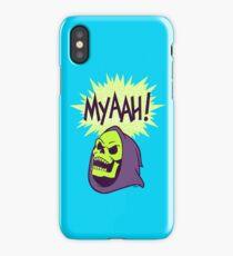 Myaah! iPhone Case