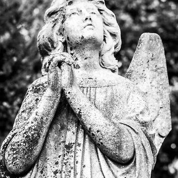 Praying Angel by MBeehan