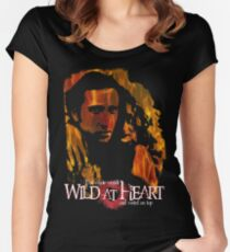 David Lynch's Wild At Heart Women's Fitted Scoop T-Shirt