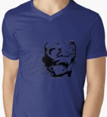 hiroshima Mens V-Neck T-Shirt