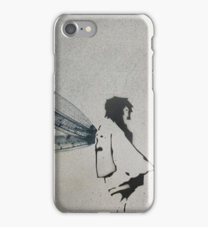 'i want to fly' iPhone Case/Skin