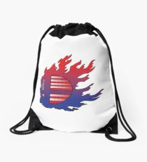 Super Smash Bros America Drawstring Bag