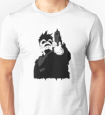 """look me in the eye and tell me i'm crazy"" Unisex T-Shirt"