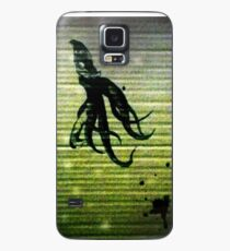 At the bottom of the cardboard sea  Case/Skin for Samsung Galaxy