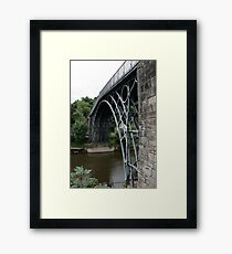 Ironbridge Framed Print