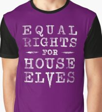 Rights for Elves Graphic T-Shirt
