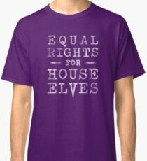 Rights for Elves Classic T-Shirt