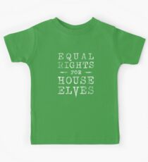 Rights for Elves Kids Tee