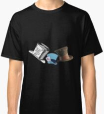 Mad Hatter - All the hats Classic T-Shirt