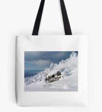 Winter Ridge Tote Bag