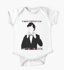 Sherlock (BBC) declaration for bowties Kids Clothes